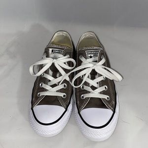 Converse Chuck Taylor Low Top Charcoal